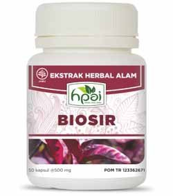 Produk HPA Indonesia Biosir