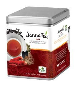 Produk HPA Indonesia Janna Tea Hot