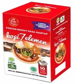 Produk HPA Indonesia Kopi Tujuh Elemen