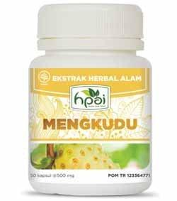 Produk HPA Indonesia Mengkudu Kapsul