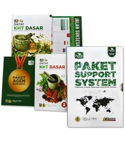 Produk HPA Indonesia Paket Support System