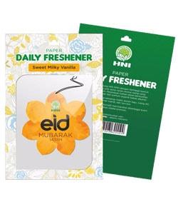 Paper Daily Freshener