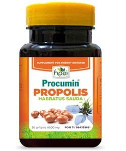 Produk HPA Indonesia Procumin Propolis