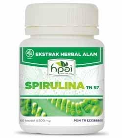 Produk HPA Indonesia Spirulina